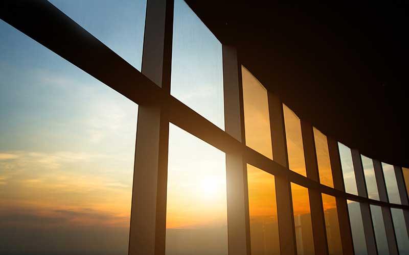 Solárne fólie byty a budovy